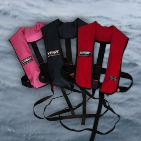 Stormy Life Vest Classic 150N Inflatable
