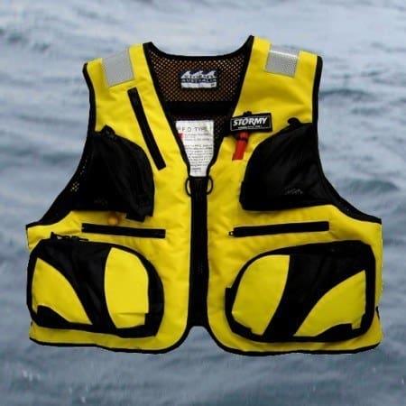Kayak over water Life Jacket